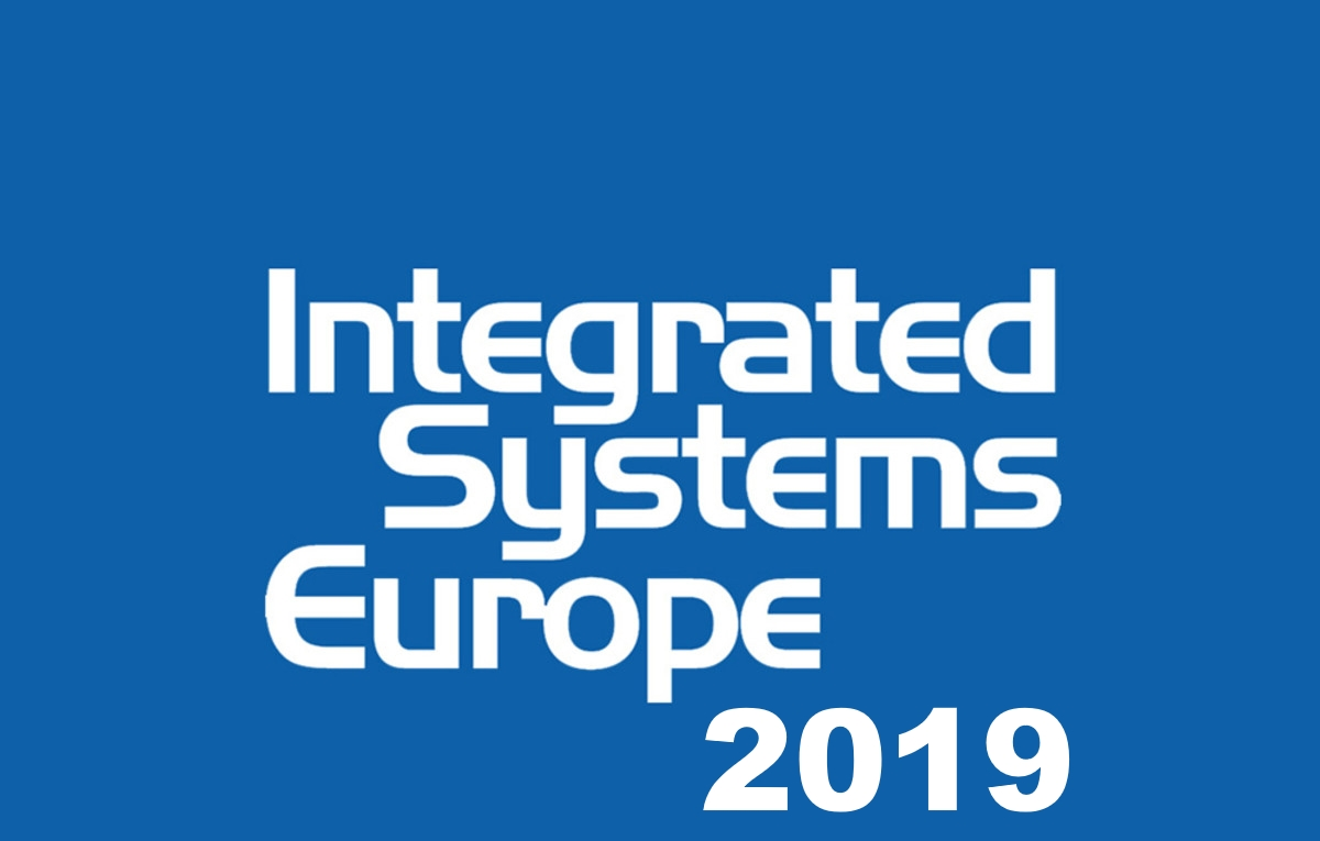 Новости Integrated Systems Europe 2019
